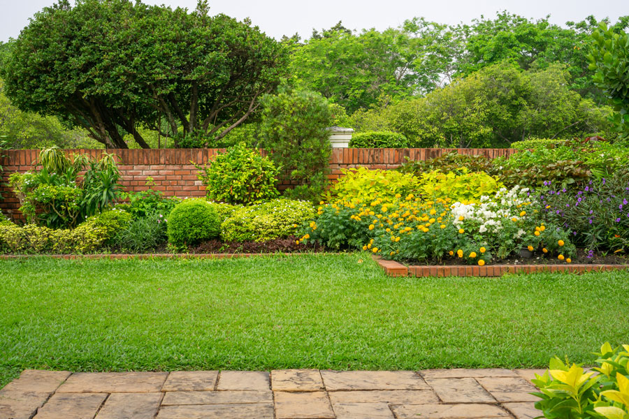 Landscaped Property By Leading Edge Property Solutions